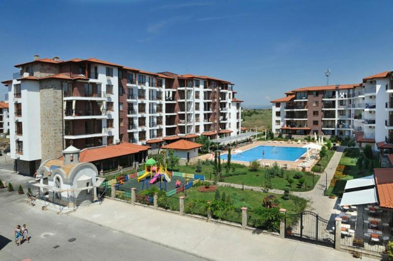 1 BDR Apartment at Apollon Complex near the beach - Image 1 - Nessebar - rentals