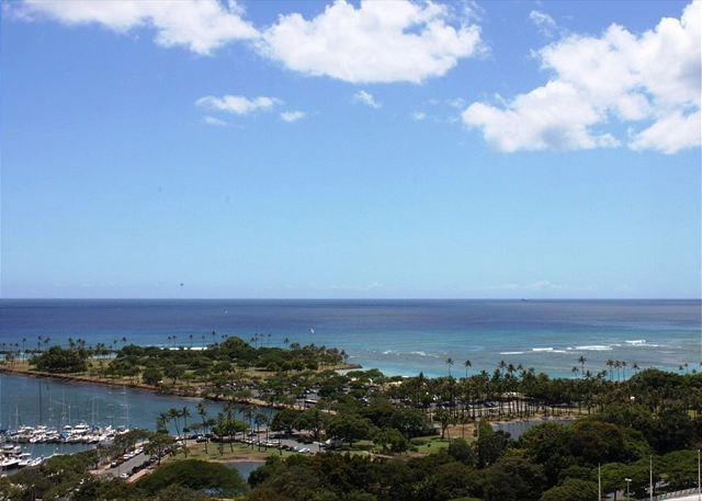 Ala Moana Hotel 19th floor 1 Bdr - Image 1 - Honolulu - rentals