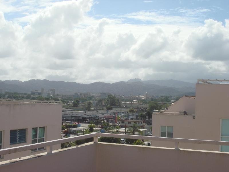 Additional View from Terrace - Beautiful Penthouse 3BD & 2BA in Caguas, PR - Caguas - rentals