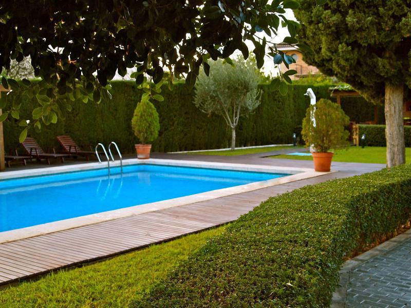 Amazing 9 people villa in San Juan (Alicante), BBQ, Pool, garden, 1400m. 2k beach, sunshine all year - FAMILY villa 9p POOL BBQ big GARDEN & near BEACH - Muchamiel - rentals