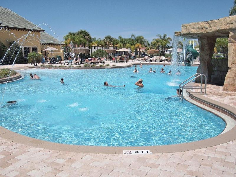 Paradise Palms Resort and Community Pool - Great Location 5 Star Paradise Palms Resort 5 br - Kissimmee - rentals
