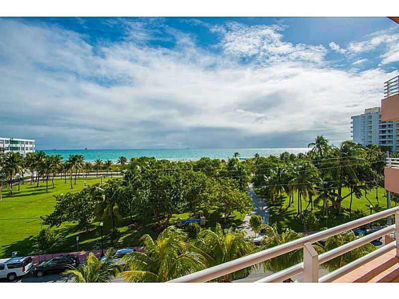 Views from your balcony - Extraordinary Ocean Views Only Steps from the Sand - Miami Beach - rentals