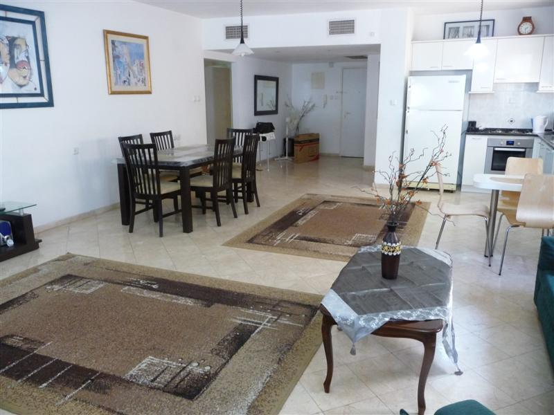 3br  Shalom Aleichem with sea view near the beach - Image 1 - Tel Aviv - rentals