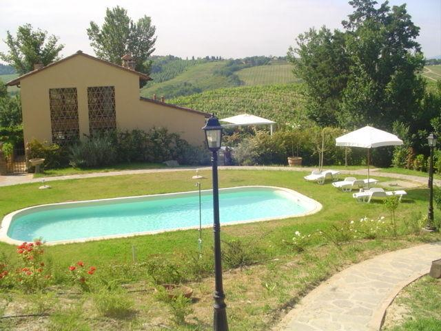 Wine Hills View - Image 1 - Montespertoli - rentals