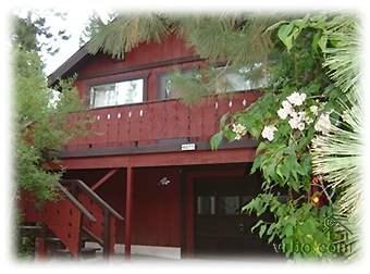 Front view - Kings Beach Chalet Retreat- Hot Tub - Kings Beach - rentals
