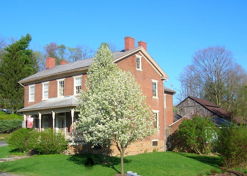 McBurney Manor - McBurney Manor Bed and Breakfast - State College - rentals
