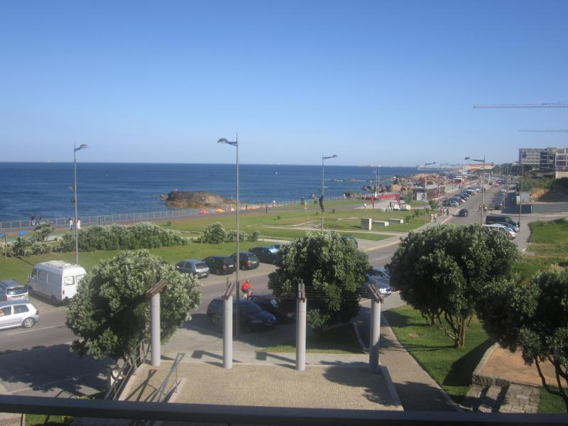 View from the balcony - OceanView Apartment Near Porto - Porto - rentals