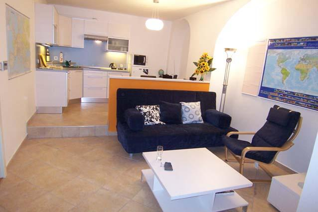 1bdr apartment Karlova street - Image 1 - Prague - rentals
