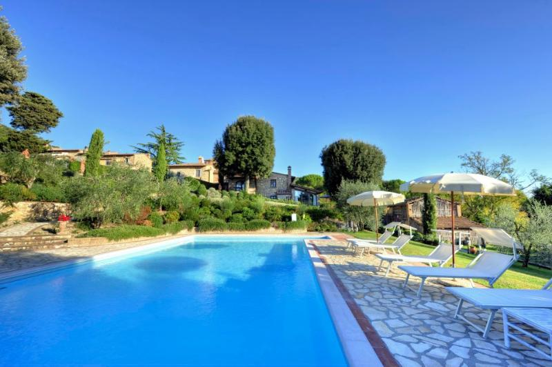 Cottage Podere Chianti in the heart of Chiantishir - Image 1 - Montaione - rentals