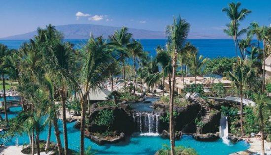 1 Bedroom at Marriott`s Ocean Club: Maui, Molokai and Lanai Towers - Image 1 - Lahaina - rentals