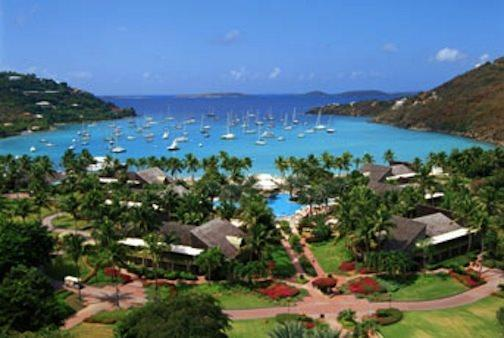 Hillside Two Bedroom Premium Villa at Westin`s St John Resort - Image 1 - Virgin Islands National Park - rentals