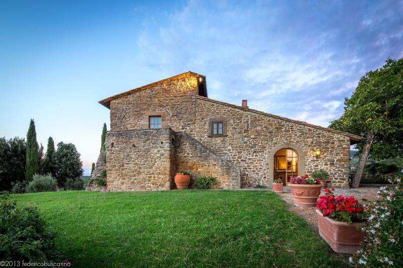 Villa il Forte - Image 1 - Greve in Chianti - rentals