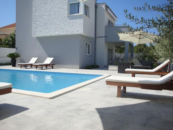 Villa Gabi with pool near the beach - Image 1 - Zadar - rentals