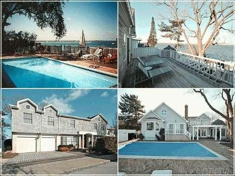 Fun Family Beach House - Family fun luxury waterfront home with pool. - Long Beach - rentals