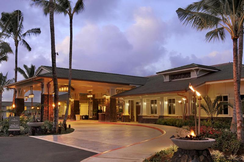 The Westin Princeville Ocean Resort Villas - Pamper Yourself @ the Westin Princeville Ocean Resort Villa in Kauai - two bedroom lock-off luxury villa - Princeville - rentals