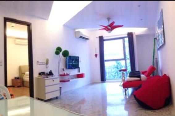 Living Area overlooking green tree - Clean and Convenient - Petaling Jaya - rentals