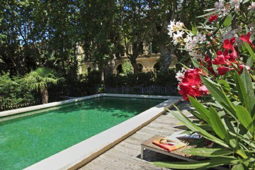 Secret Garden - 4 appartments with 2 bedrooms each, shared garden & pool, private terrace - Image 1 - Pezenas - rentals