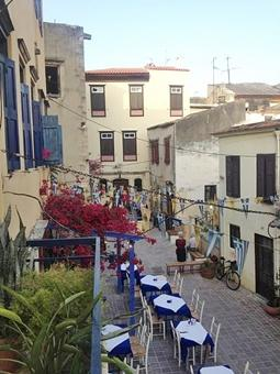 the house front - Chania  old  town Bey's residence - Chania - rentals