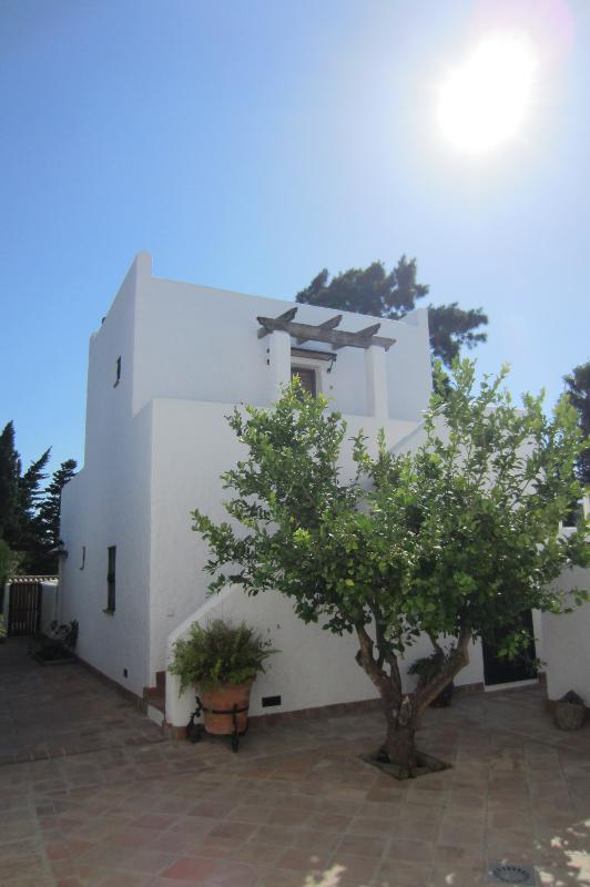 Atrapasueños No 4 - Los Caños de (website: hidden)  Atrapasueños 4. house and private garden. - Los Canos de Meca - rentals