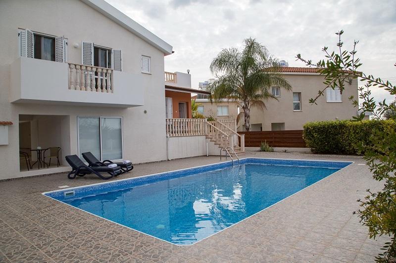 Chloraka Beach Bay Villa - Chloraka Beach Bay Villa - Paphos - rentals