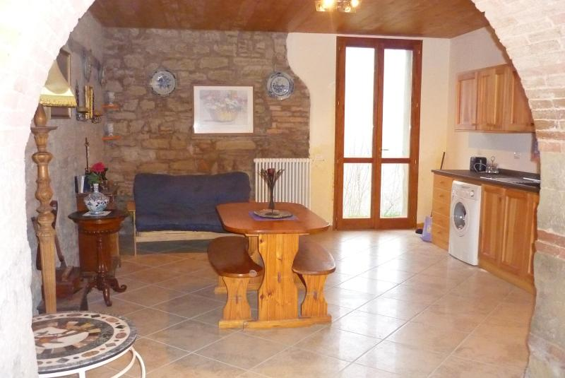 Bed and Breakfast Old River Farm Italy - Old River Farm Holiday Apartment Tredozio Italy - Marradi - rentals