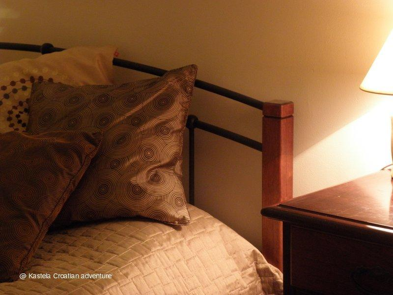 Bedroom sea view apartment - Sedam Bisera - Kastel Stari - rentals