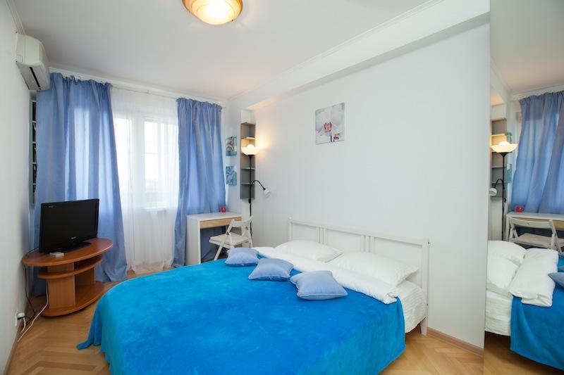 Two-room apartment at Taganskaya - Image 1 - Moscow - rentals