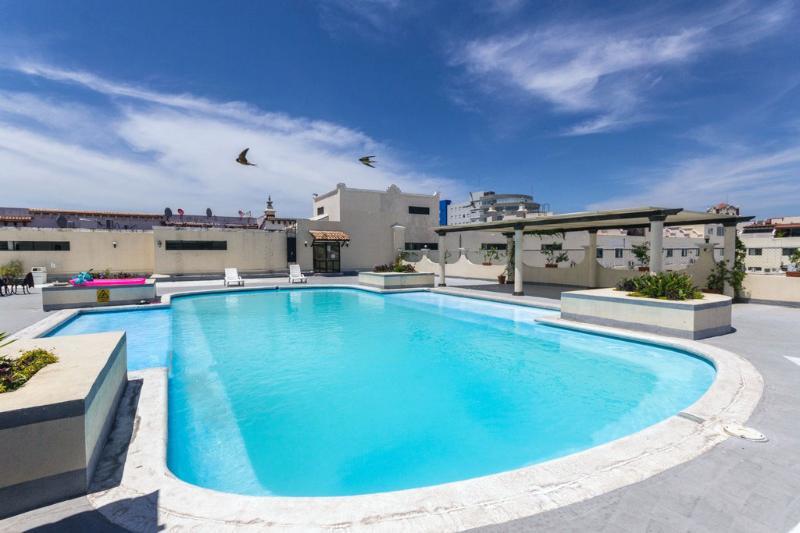 Pool is open from 9 to 9 - 3 Bedroom 4 bathroom Great Price (Marina Area) - Puerto Vallarta - rentals