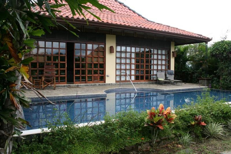 Swimming pool - Bali Style Vacation Home - Atenas - rentals