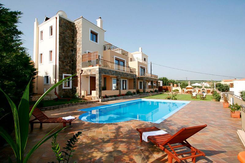 POOL - 3 Bedroom luxury villa - Chania - rentals