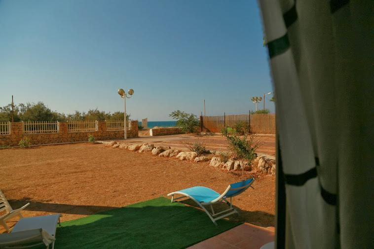 beach-front garden level two bedroom apartment - Image 1 - Nahariya - rentals
