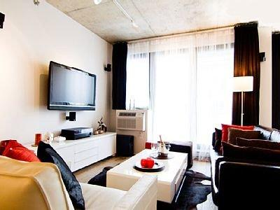 Luxury Fully Furnished Suite Downtown Montreal ~ RA43953 - Image 1 - Montreal - rentals