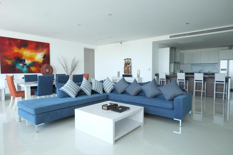 3 Bedroom Seaview Penthouse Surin Beach 271m2 - Image 1 - Thalang - rentals