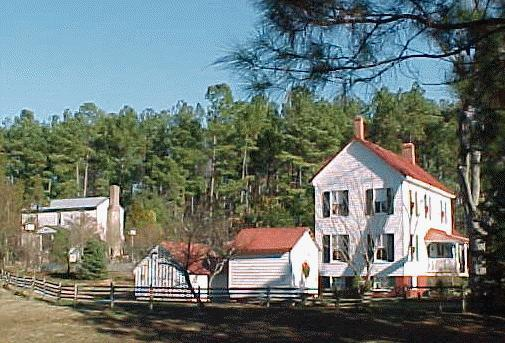 Piney Grove at Southall's Plantation - Historic Landmark B&B - Piney Grove at Southall's Plantation - 1790 / B&B - Williamsburg - rentals