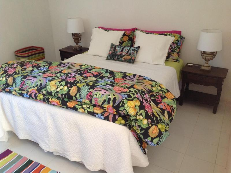 """principal suite - """"Apartment on the green"""" (suite, kitchen and pool) - Rio de Janeiro - rentals"""