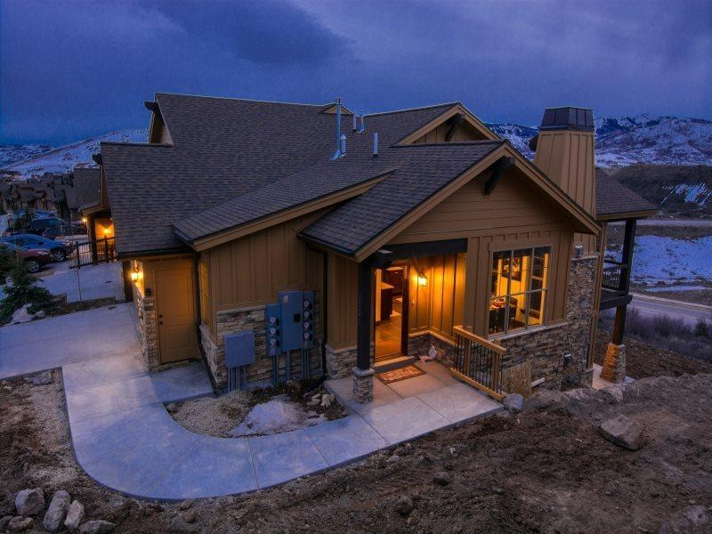 Black Rock Private Ski Retreat  - Black Rock 2 in Park City with Breathtaking Mountain Views - Park City - rentals