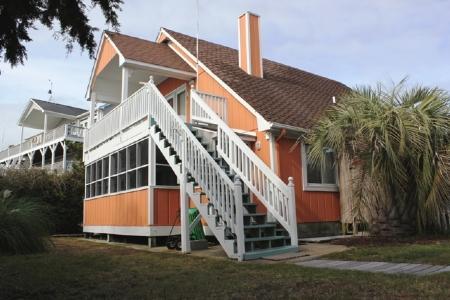 Exterior  - Annabel Lee - Emerald Isle - rentals