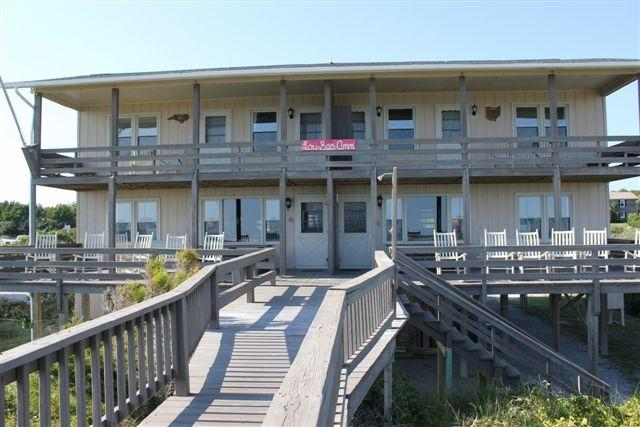 Exterior - Lou Sea Ann-East-4BR - Emerald Isle - rentals