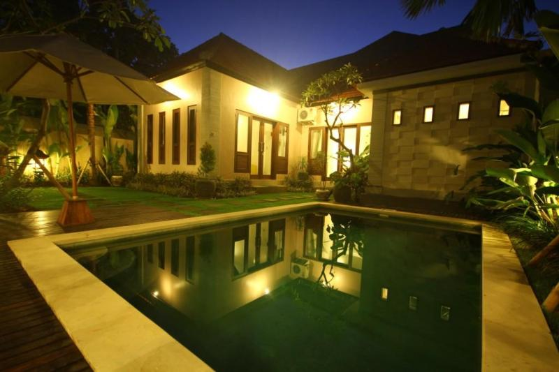 Deluxe Villa I - Kubal Villa Bali - Kuta - rentals