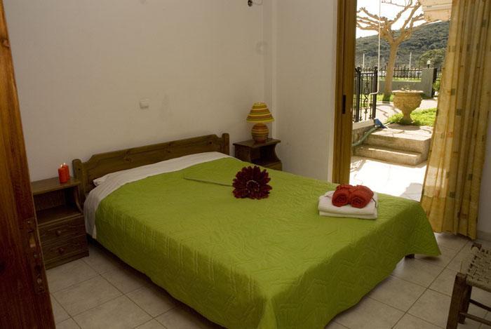 Bedroom - Rental Apartment close to the beach in Vivari - Vivari - rentals