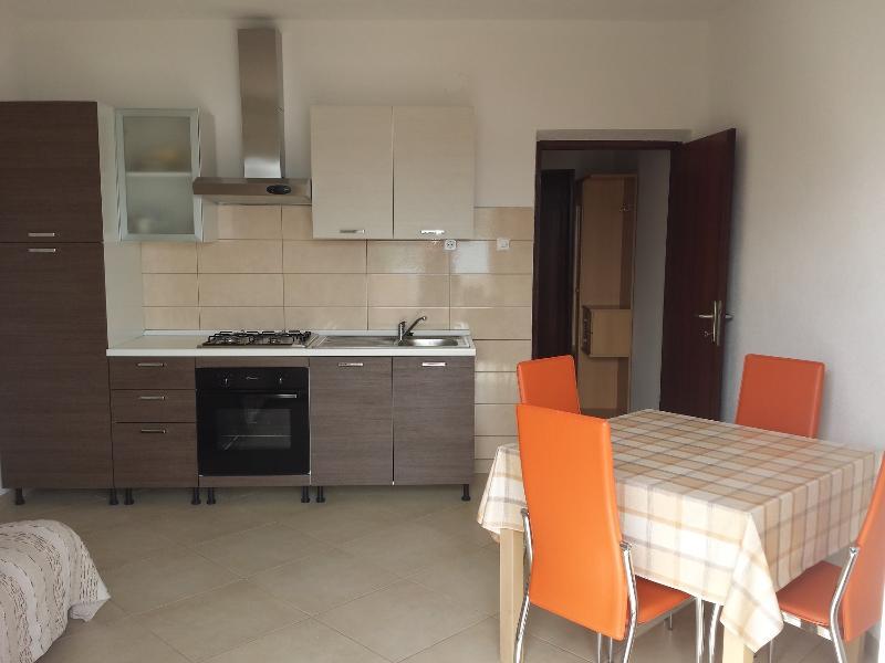 Modern apartment near the beach, amazing sea view - Image 1 - Novalja - rentals