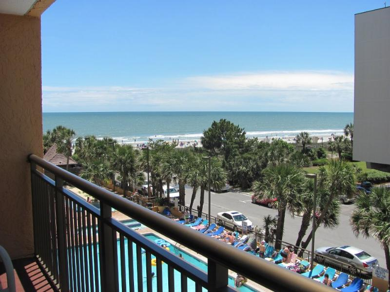Our gorgeous view to the Atlantic Ocean - Our little piece of Heaven in Myrtle Beach - Rolesville - rentals