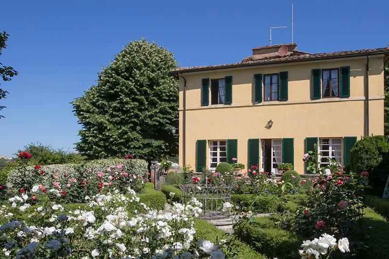 Villa Nuti - Image 1 - Siena - rentals