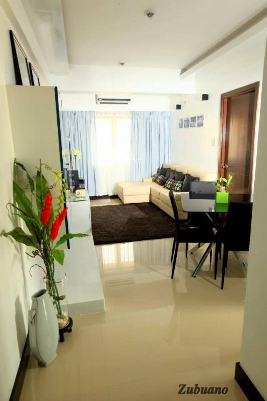 Hallway , entry - Fully furnished Serviced Apartment at Newport City - Patnongon - rentals