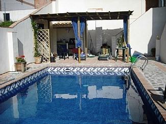 CASA AMARILLA, very big family villa with pool and wifi - Image 1 - Pinos del Valle - rentals