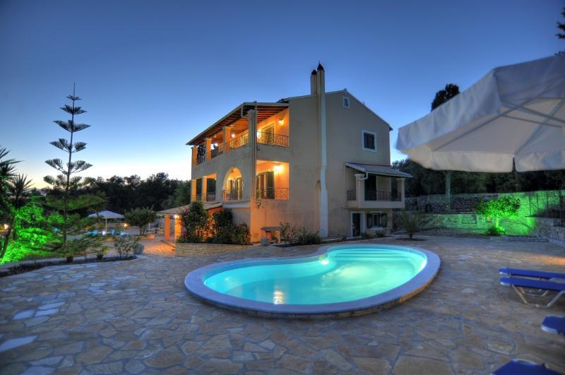 Galazio Sunset Villas - Villa Ortansia - Image 1 - Paxos - rentals