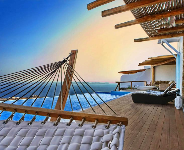 Kings and Queens villa-Luxurious living in Mykonos - Image 1 - Mykonos Town - rentals