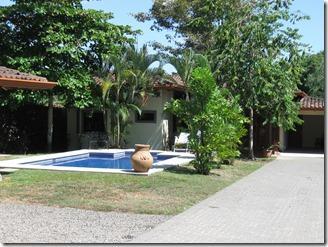 Garden and Pool - Casa Bougainvillea - Private Villa with pool - Playa Hermosa - rentals