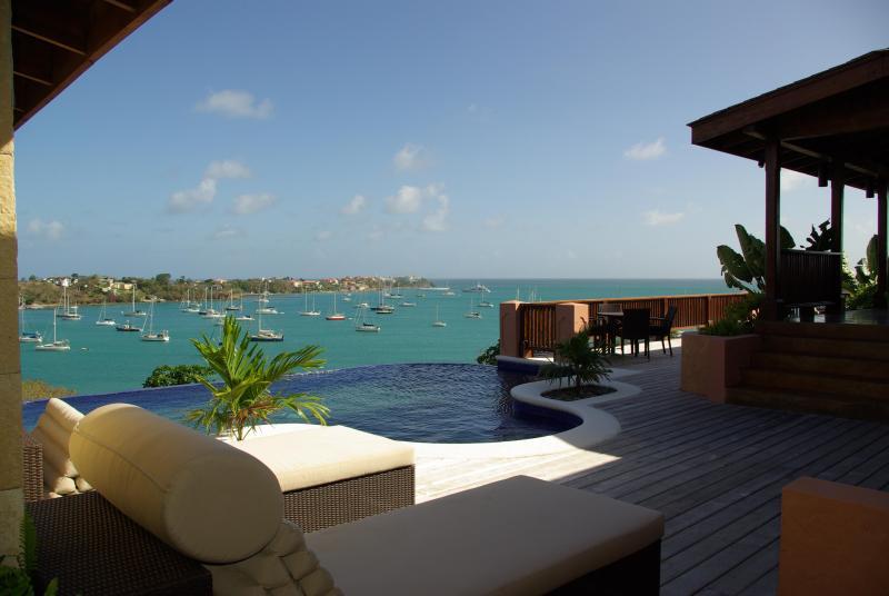 CariBali - 5 Bedroom Luxury Villa - Image 1 - Lance Aux Epines - rentals
