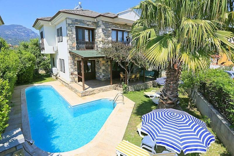 Luxury villa,large private pool,beautiful garden,f - Image 1 - Dalyan - rentals